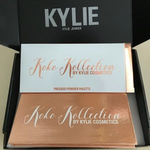 BNWB Kylie X Khloe Koko Kollection Face Palette